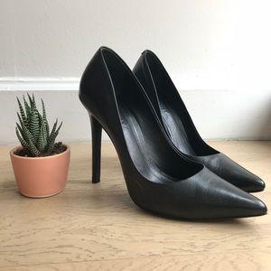 SCHUTZ | classic leather pumps